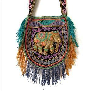 Handbags - Boho Crossbody Bag